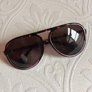 MK Michael Kors aviator sunglasses
